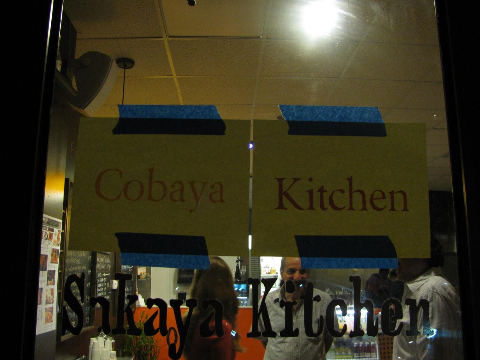 Cobaya Kitchen