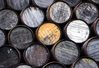 Scotch barrels