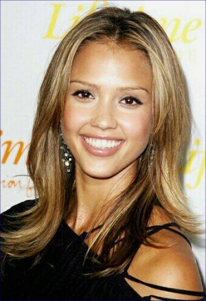 Jessica Alba Romance Hairstyles Pictures, Long Hairstyle 2013, Hairstyle 2013, New Long Hairstyle 2013, Celebrity Long Romance Hairstyles 2017