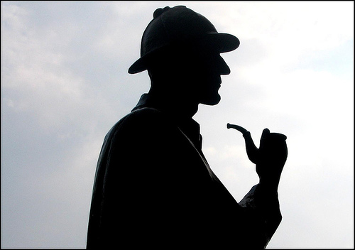 Du bonheur de s'appeler Françoise Sherlock-holmes