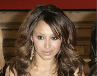 Sugababe Girl - Amelle Berrabah spent a night in Cells