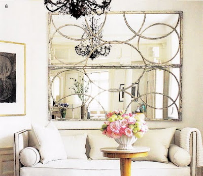 Large Decorative Mirrors Living Room - living room decor