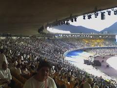Eu no Maracana Jogos Olímpicos 07