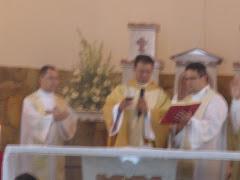 Primeira Celebração do Padre Carlos Afonso