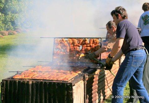 Quebec barbecue