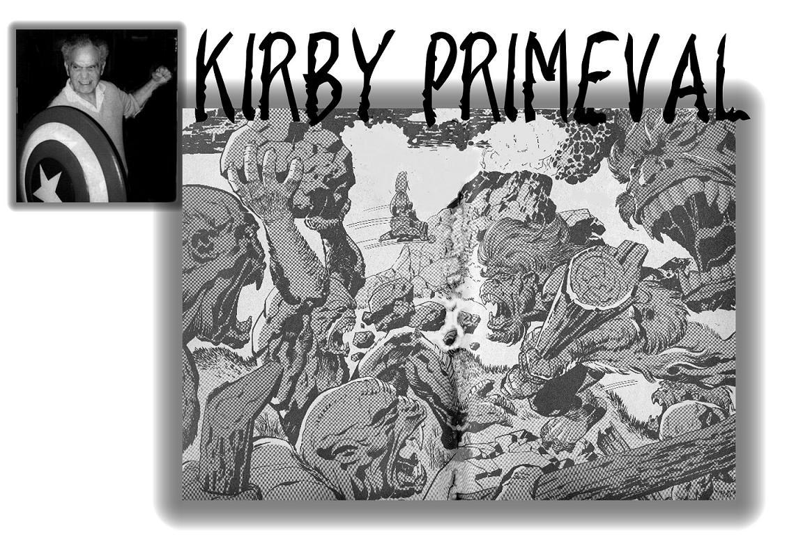 KIRBY PRIMEVAL