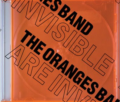 The Oranges Band Are Invisible