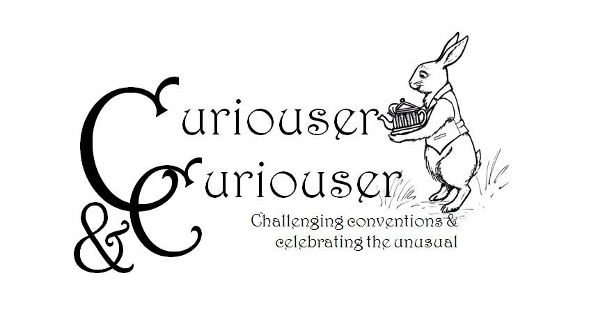 Curiouser And Curiouser Cake