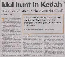 Idol Hunt In Kedah