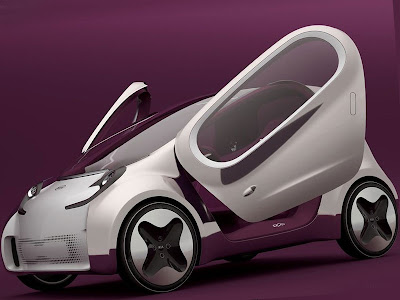 2010 Kia Pop Concept. Kia Concept Cars - Electric