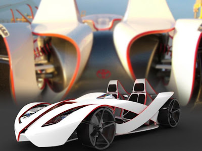 Toyota MOB concept is a