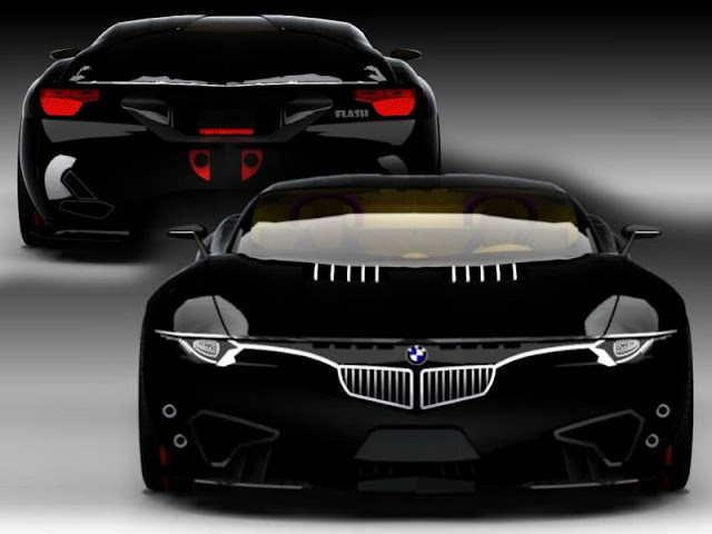 New Car Concept Modification Cars 2011 Bmw Sports Cars