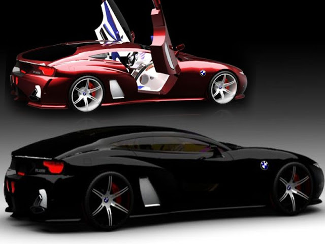 New Car Concept Modification Cars BMW SPORTS CARS - Sports cars 2012