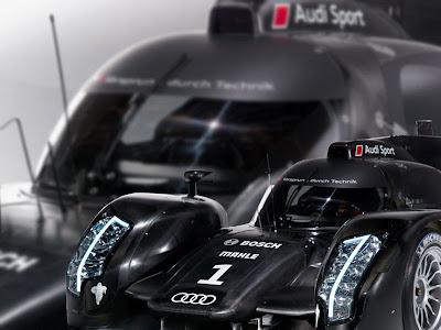 2011 Audi Sports Racing R18 TDI