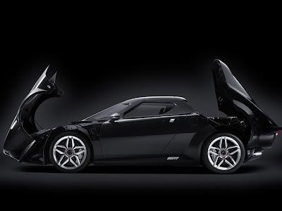 Concept Cars 2000 Stratos Lancia Concept Cars 2010