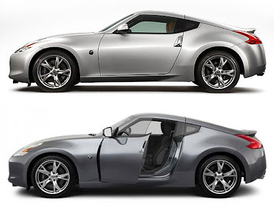 Nissan on 2011 Nissan Sports Cars 370z Hybrid   Sport Cars And The Concept