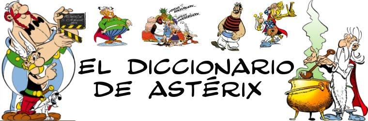 El diccionario de Astérix