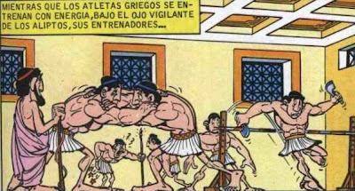 ASTERIX EL GALO Aliptos