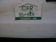 Logomarca da CFR de Candói