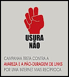 """USURA NO"""