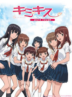 KimiKiss Pure Rouge [24/24+OVA] [~90MB] [720p] [MG/Torrent]