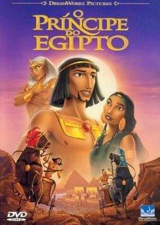 O Príncipe do Egito Dublado
