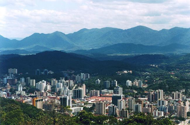 Joinville...A locomotiva barriga verde