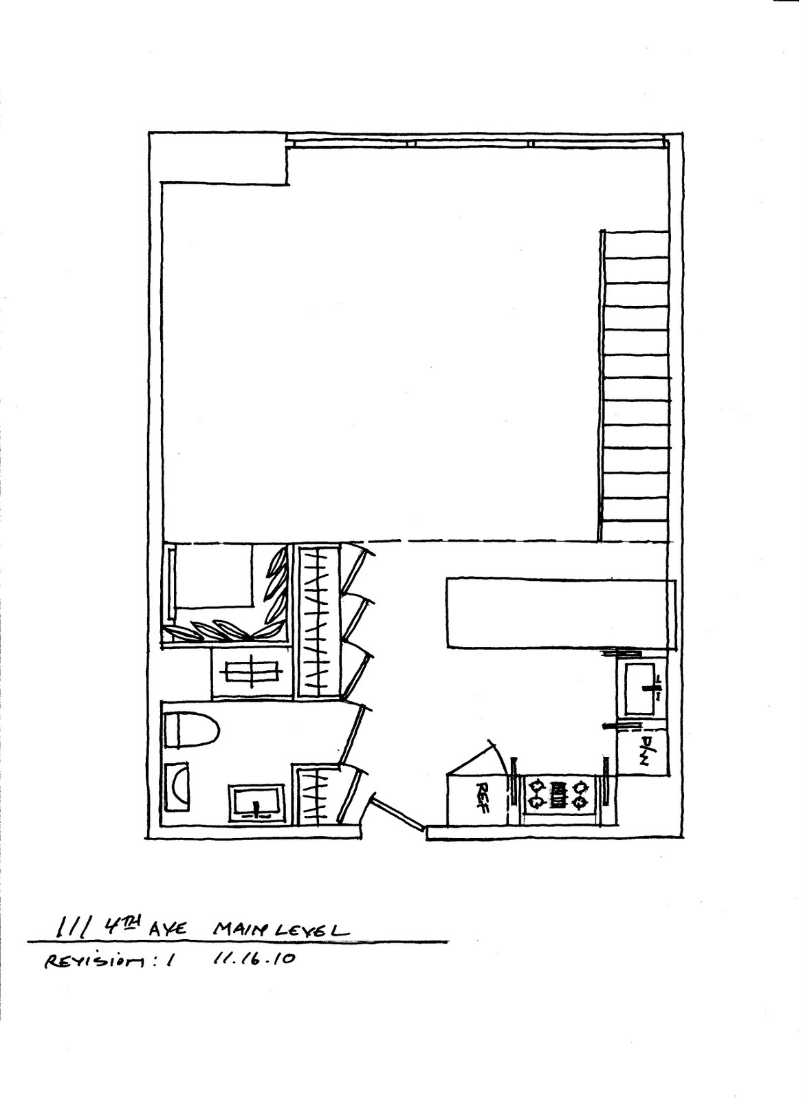 111 fourth ave  new plans