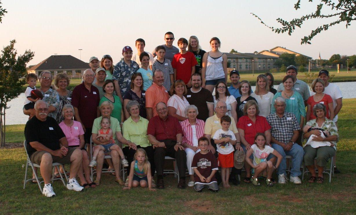 Bag Blog: Barker Family Reunion 2010