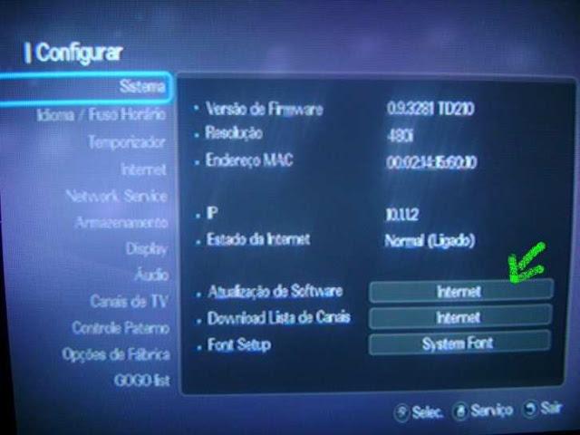 -005 Como configurar CS no Azbox Elite via Mbox.