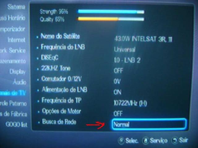 -041 Como configurar CS no Azbox Elite via Mbox.