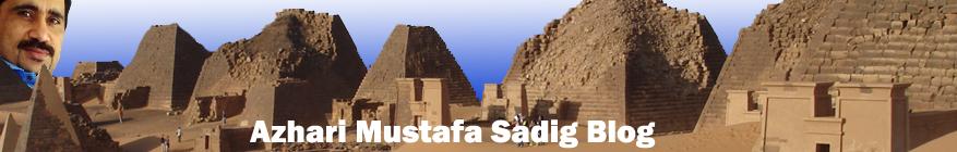 Azhari Sadig Blog