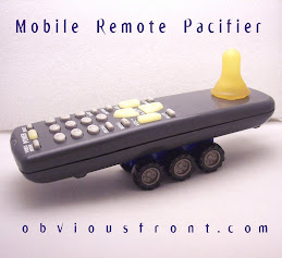 Mobile Remote Pacifier