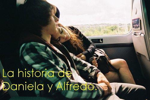 La historia de Daniela & Alfredo