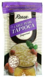 How to cook large tapioca perls