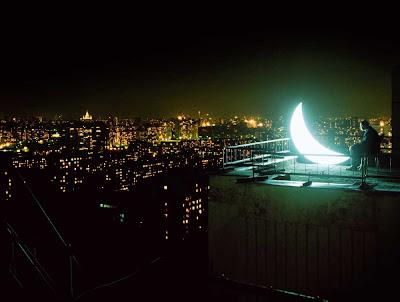 У Рефлектора свои особые отношения с Луной