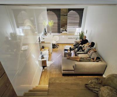 Decorating Small Home Interior Looks Biger