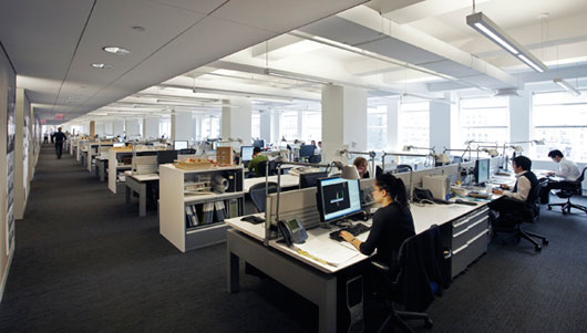Cool Diy Workspace Interior Design By Kohn Pedersen