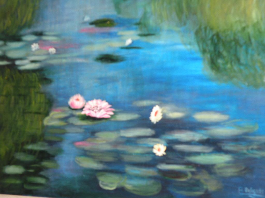 Angeles delgado pintora y retratista varios for Precio estanque