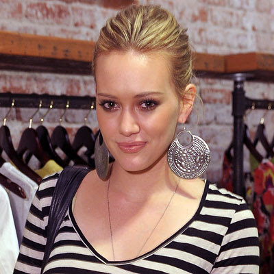 ... hilary duff, who seriously has the best lips in the whole world (except ...
