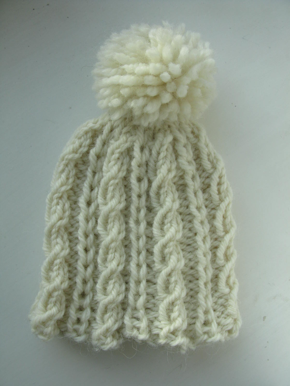 littletheorem: Supercosy Baby Hat