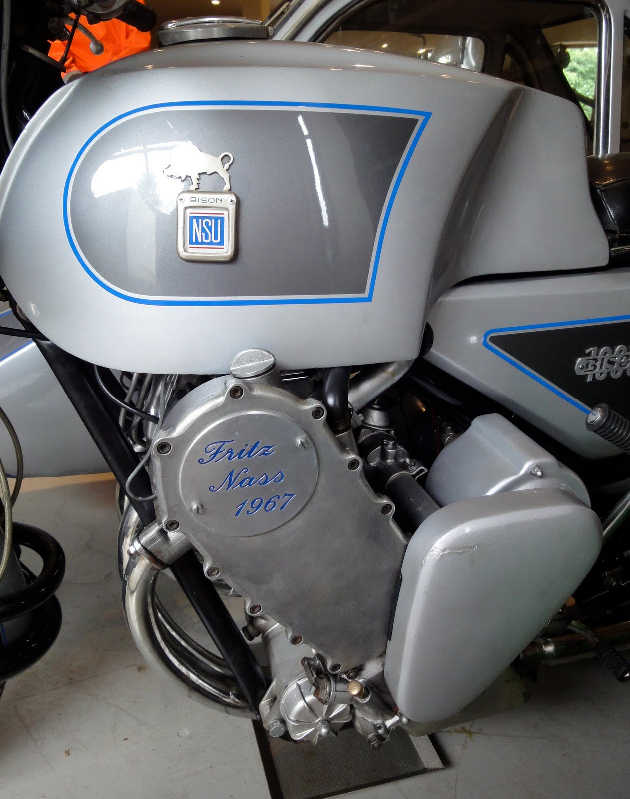 Bison Motor
