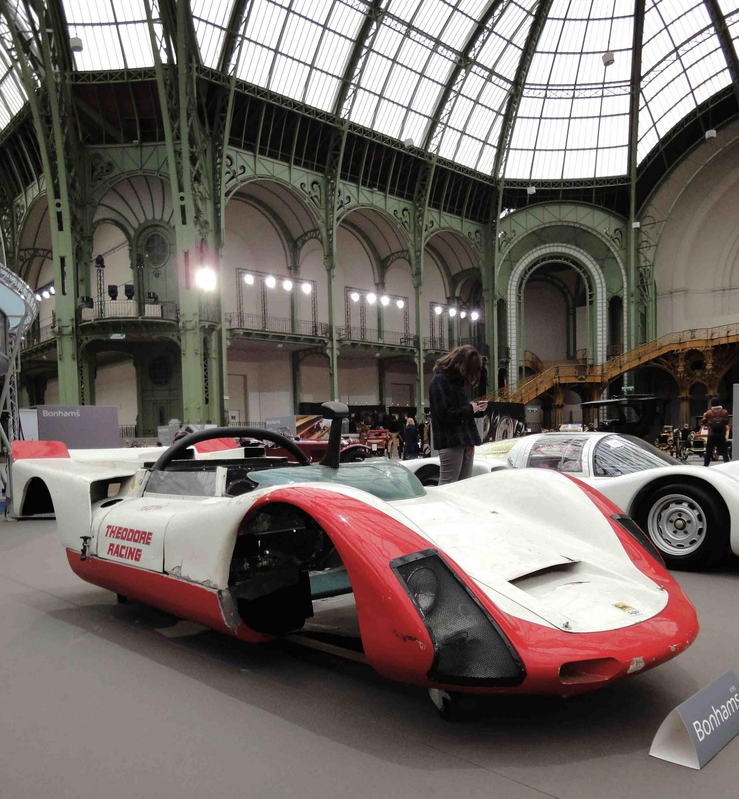 bugatti chassis