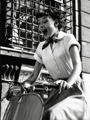 Hepburn Wore A White Shirt Often In Range Of Styles Including An Oversized Boyfriend Look That She Helped