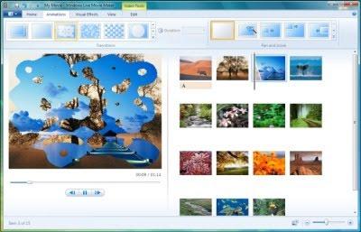 66034 Download Novo Windows Live Movie Maker 14.0