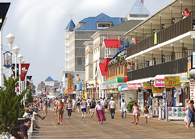 Ocean City-What Myrtle Beach Boardwalk will resemble