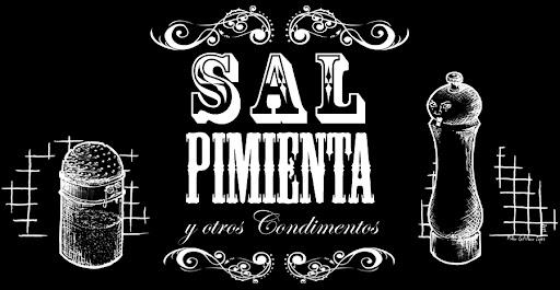 Sal, pimienta y otros condimentos
