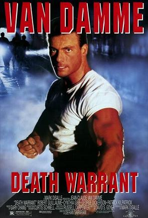 Bản Án Tử Hình - Death Warrant (1990) Poster