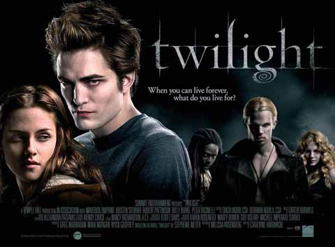 Twilight (2008) Hindi Dubbed