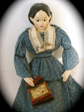 Past Doll: Hattie C., 2007 (Pre-Greiner) SOLD